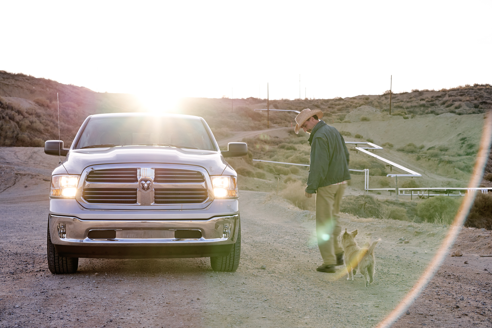 Dodge Ram - roadtrip